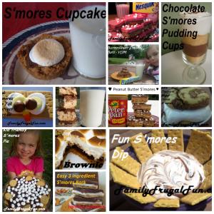 Smores Cupcakes Recipe