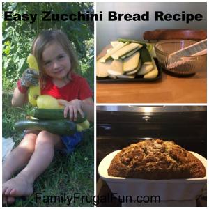 Easy Zucchini Bread Recipe 9