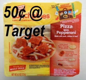 Target Lunchables