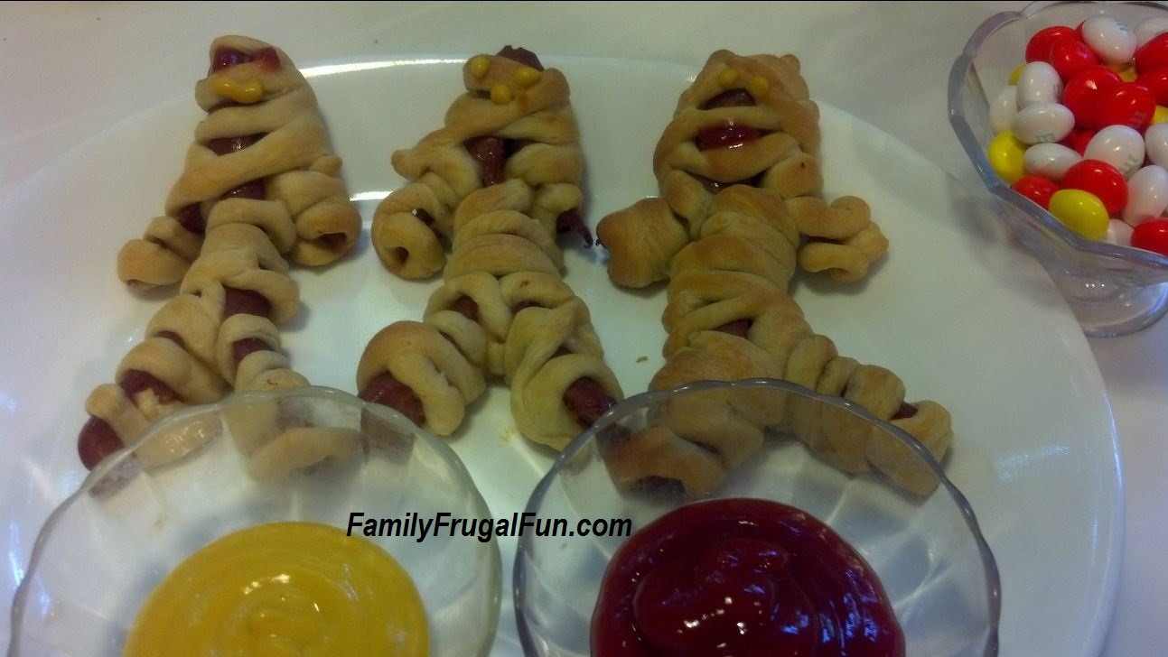 Kids Halloween Party Food Ideas | Family Finds Fun