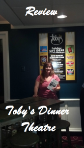 Toby's Dinner Theatre Review
