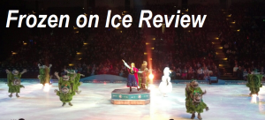 Frozen on Ice discount tickets Baltimore Arena