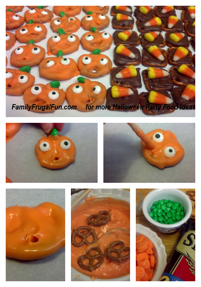 kids halloween party food ideas 9
