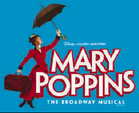 Toby's Dinner Theater Mary Poppins
