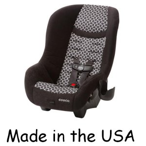 Cosco Car Seat Made in the USA