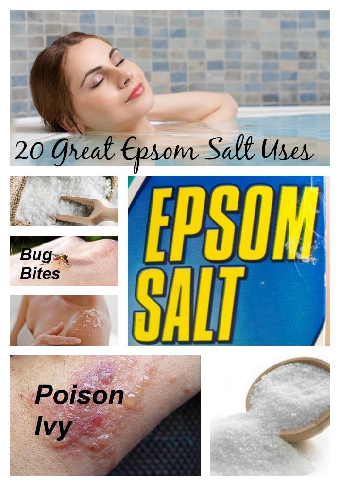 Epsom Salt Uses Family Finds Fun