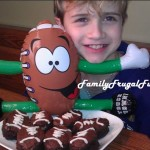 Kids Football Party Ideas Football Brownies