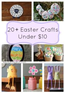 Easter Crafts Kids Can Make