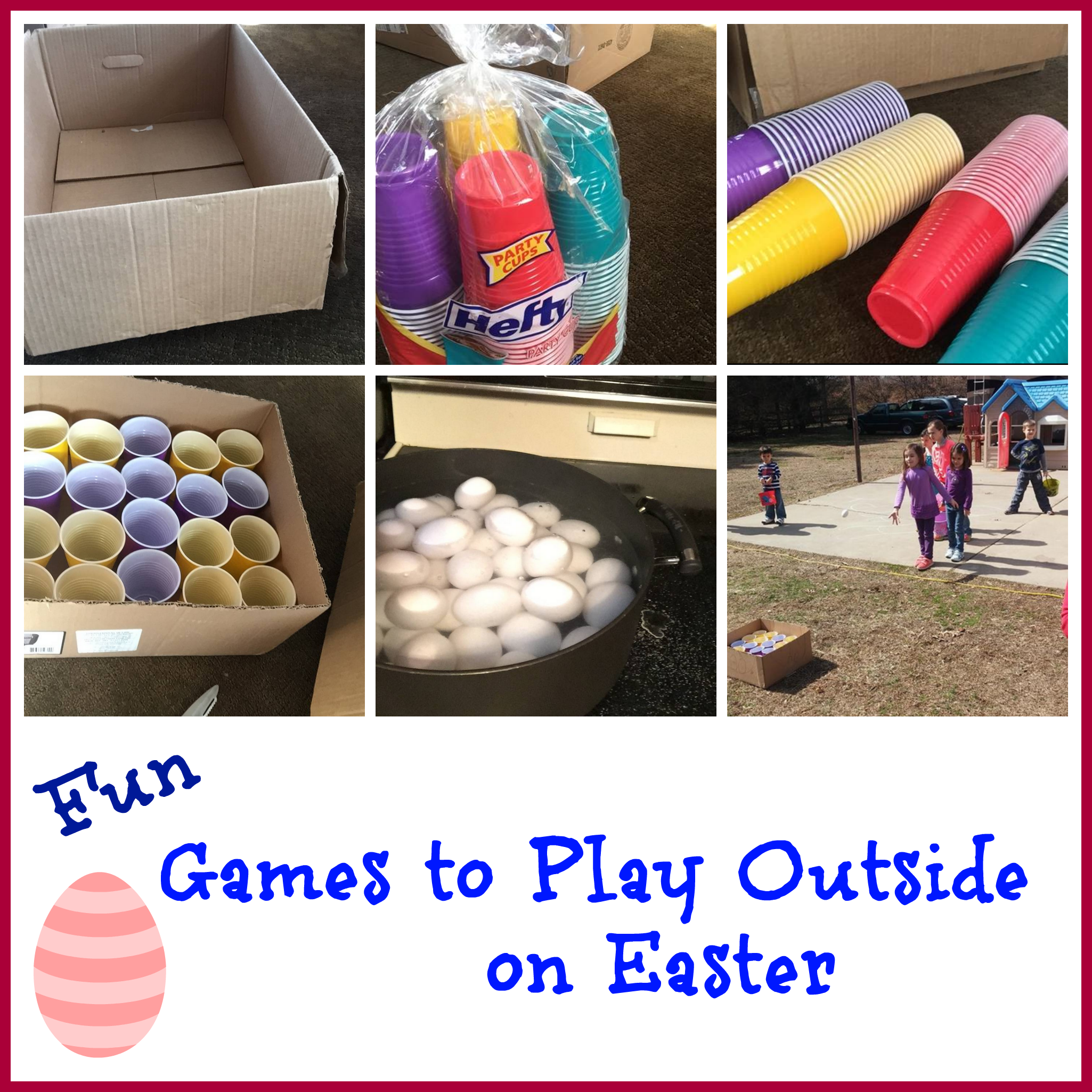 High Quality Fun Games To Play Outside On Easter U0027