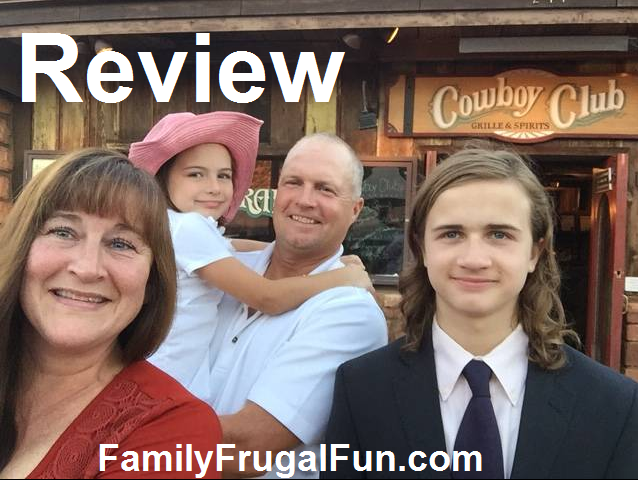 CowBoy Club Review Sedona Arizona