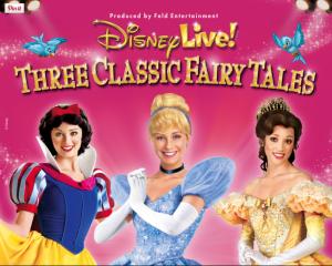 Disney Live Discount Tickets