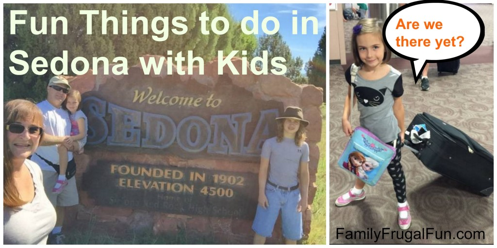 Fun Things to do in Sedona with kids 78