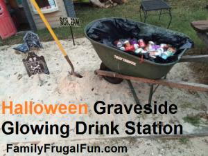 Halloween party Ideas Halloween Party Drink Ideas