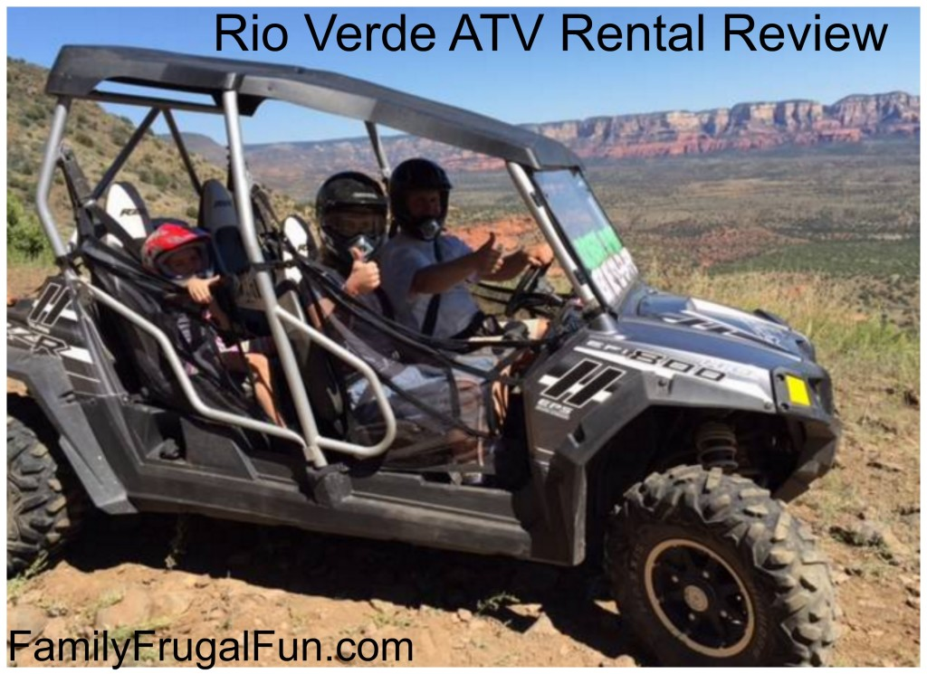 Sedona Arizona ATV REntal