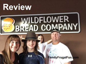 Wildflower Bread Company Review   '