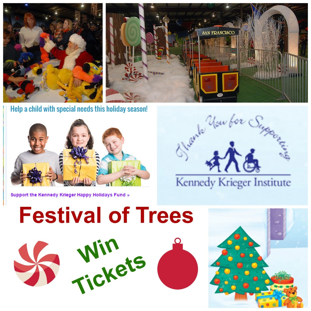 Festival of Trees Maryland