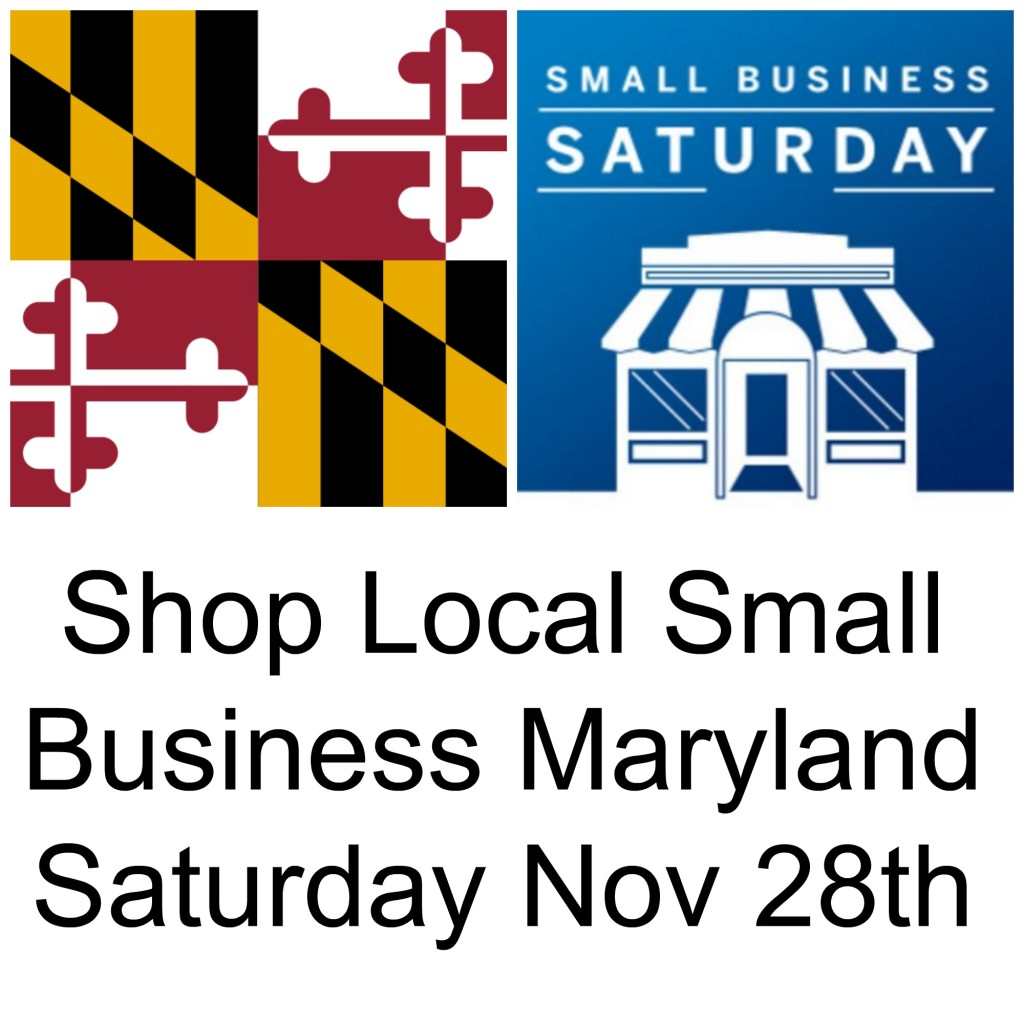 Small Business Saturday in Maryland