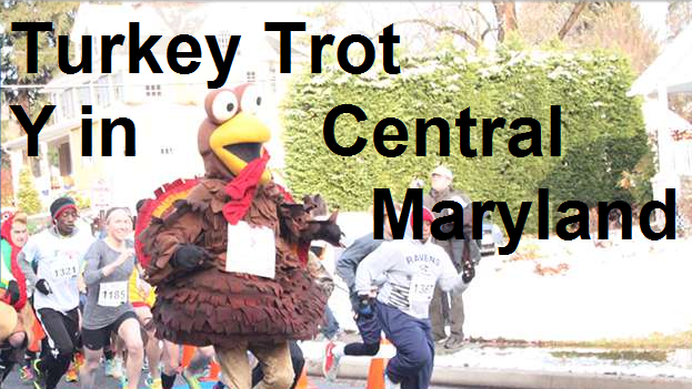 Turkey Trot Y in Central Maryland