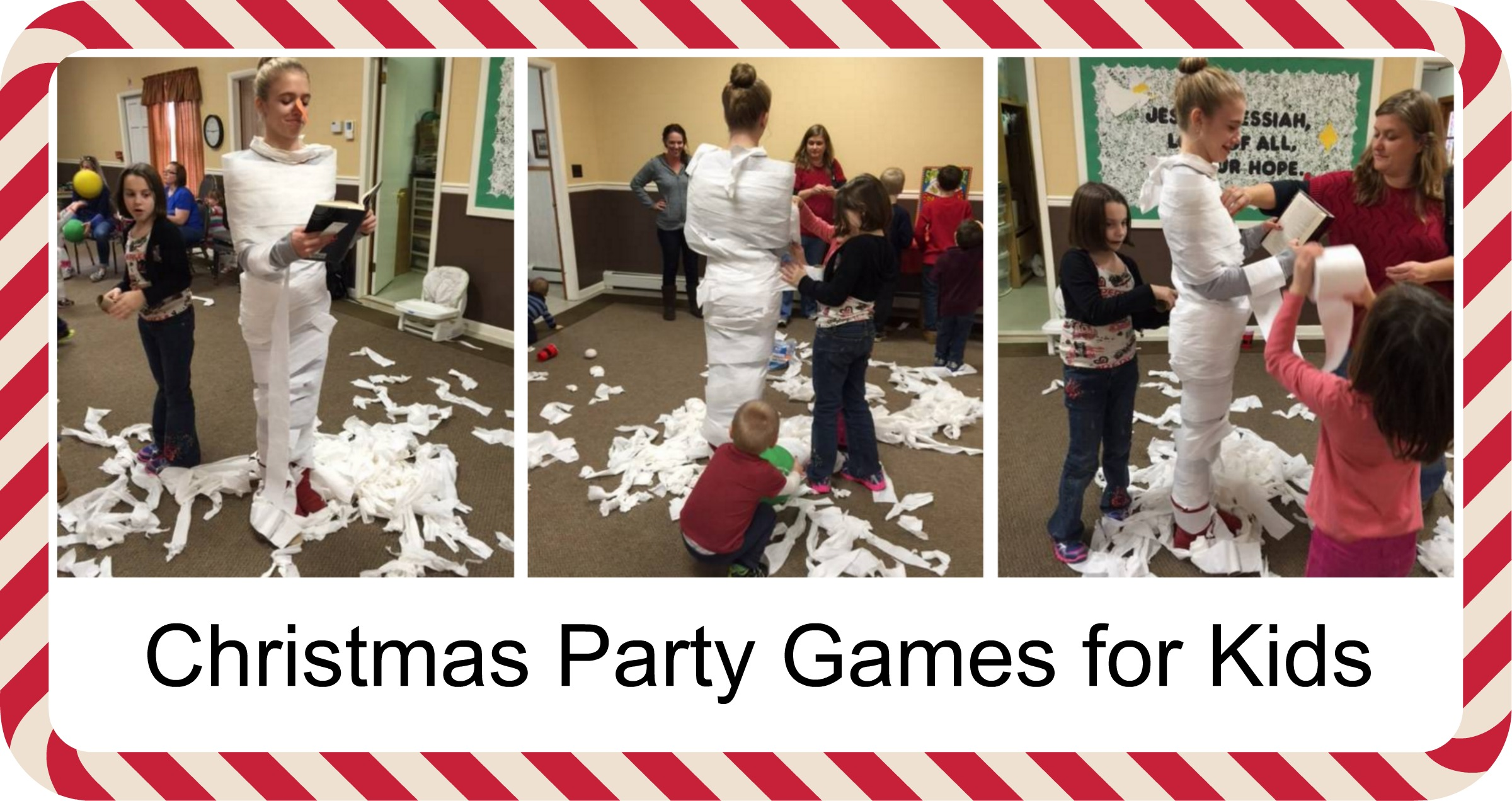 Amazing Christmas Party Contest Ideas Part - 9: Family Finds Fun