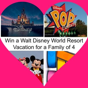 Win a Walt Disney World Resort Vacation