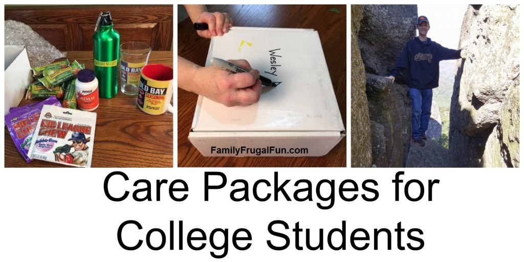 Care packages for College Students '