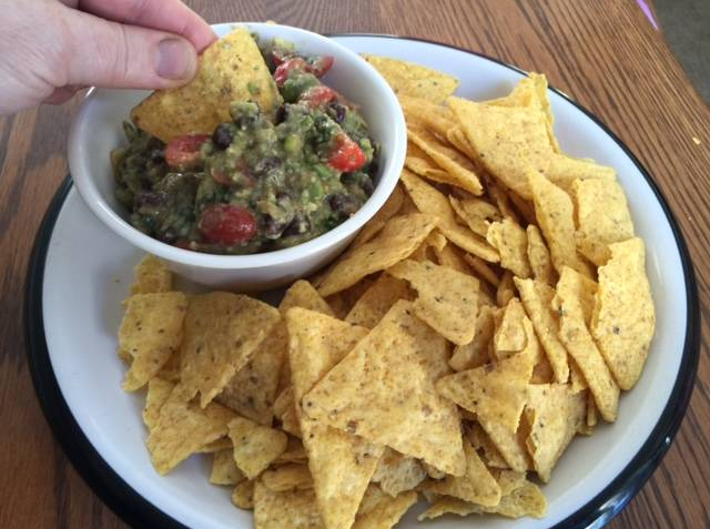 Easy Homemade Guacamole Dip Recipe