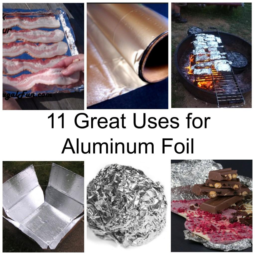 Uses for Aluminum Foil