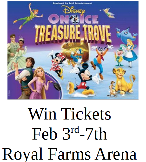 Disney on Ice Tickets Baltimore MD