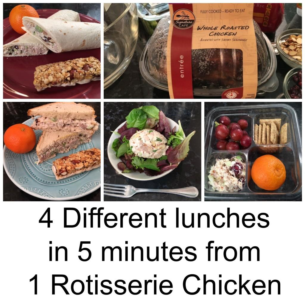 Lunch ideas ;
