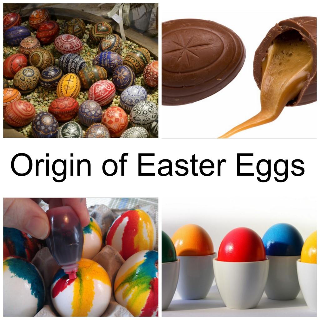 Origin of the Easter Egg