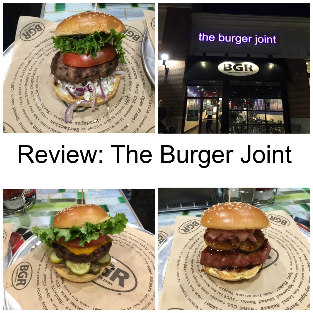 The Burger Joint Review