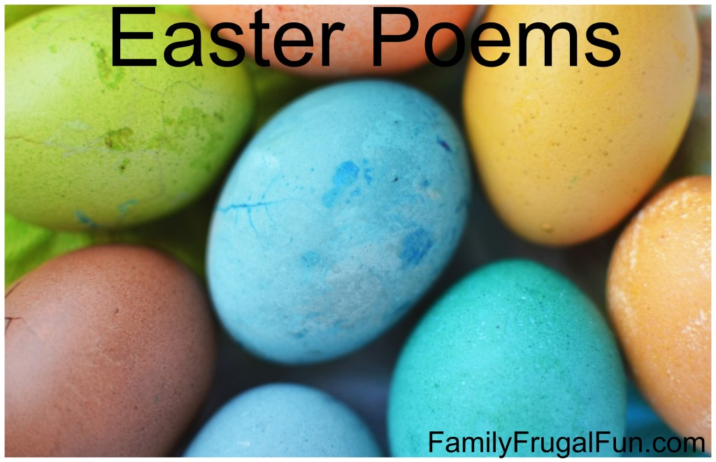 Easter Poems   '