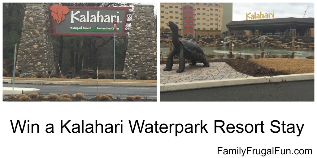Kalahari Waterpark Spring break