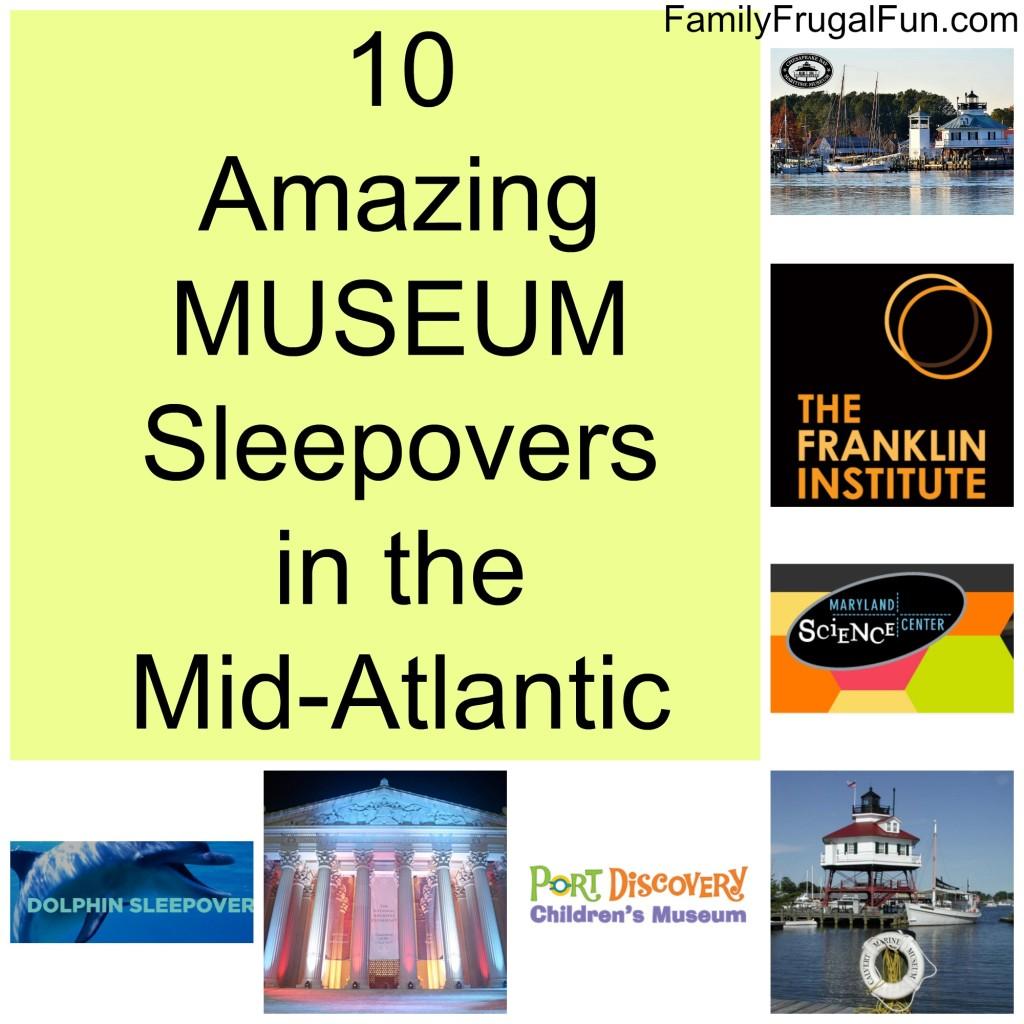 Museum Sleepovers