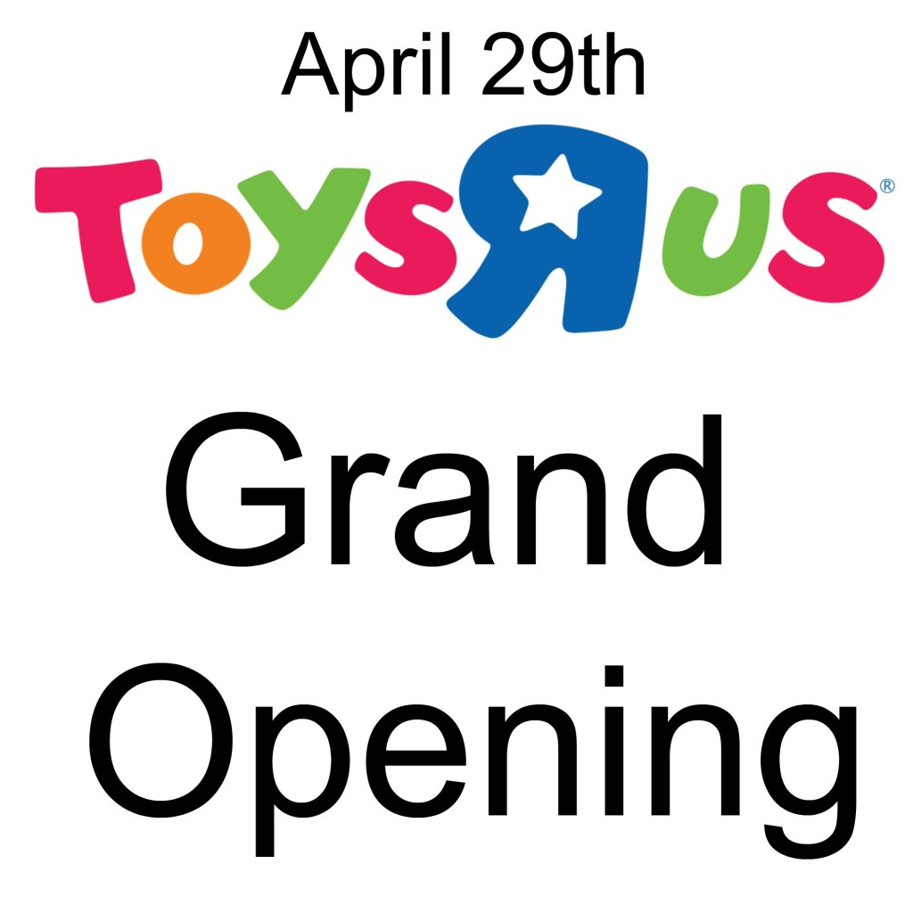 Toys R Us Grand Opening