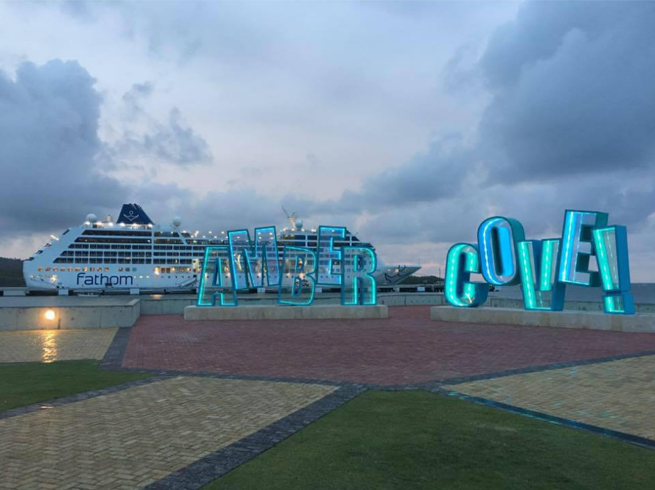 Fathom Cruise Review Amber Cove Review Adonia Review