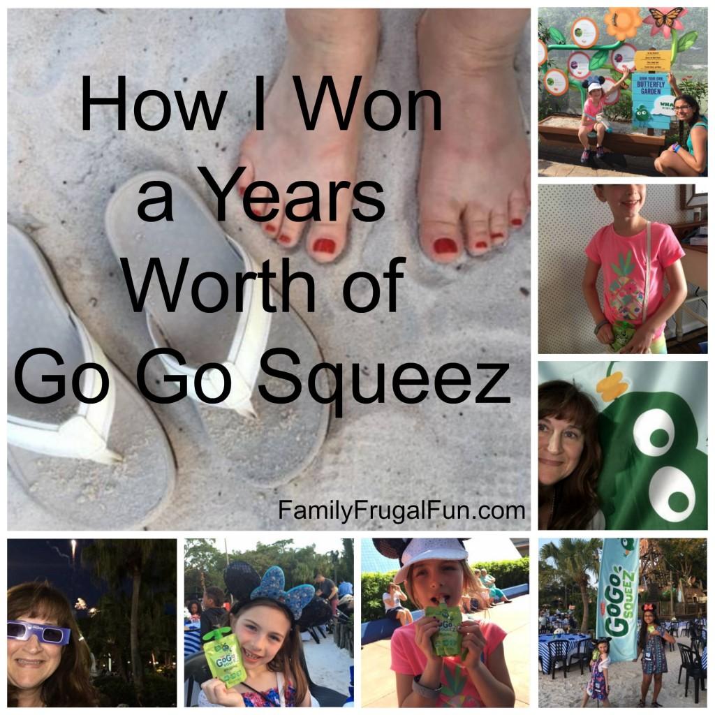 Go Go Squeez '