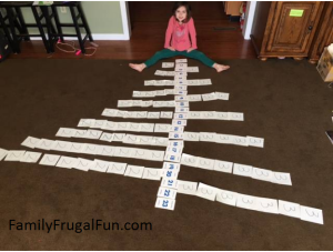 Ideas to teach multiplication at home 1
