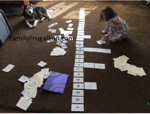 Ideas to teach multiplication at home 2