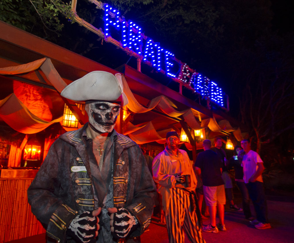 The fun heats up this fall as Busch Gardens¨ Williamsburg celebrates Howl-O-Scream¨. The month-long celebration transforms the park into a world of thrills, chills and fun. ©2016 SeaWorld Parks & Entertainment, Inc. All Rights Reserved.