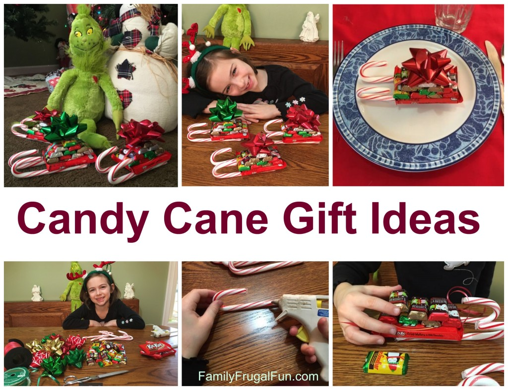 Candy Canes Christmas Gift Ideas '