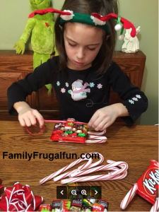 Candy Canes Christmas gift ideas 12