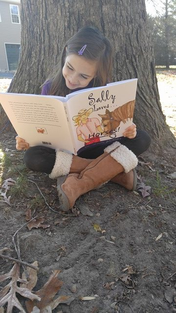 sally-loves-horses-book
