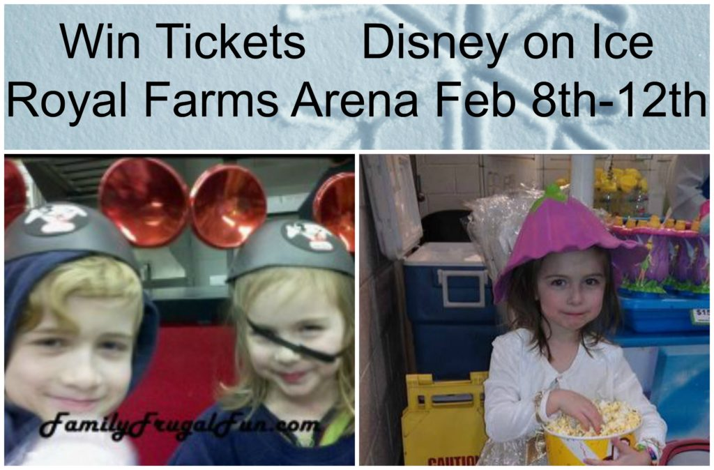Disney on Ice Discount Tickets