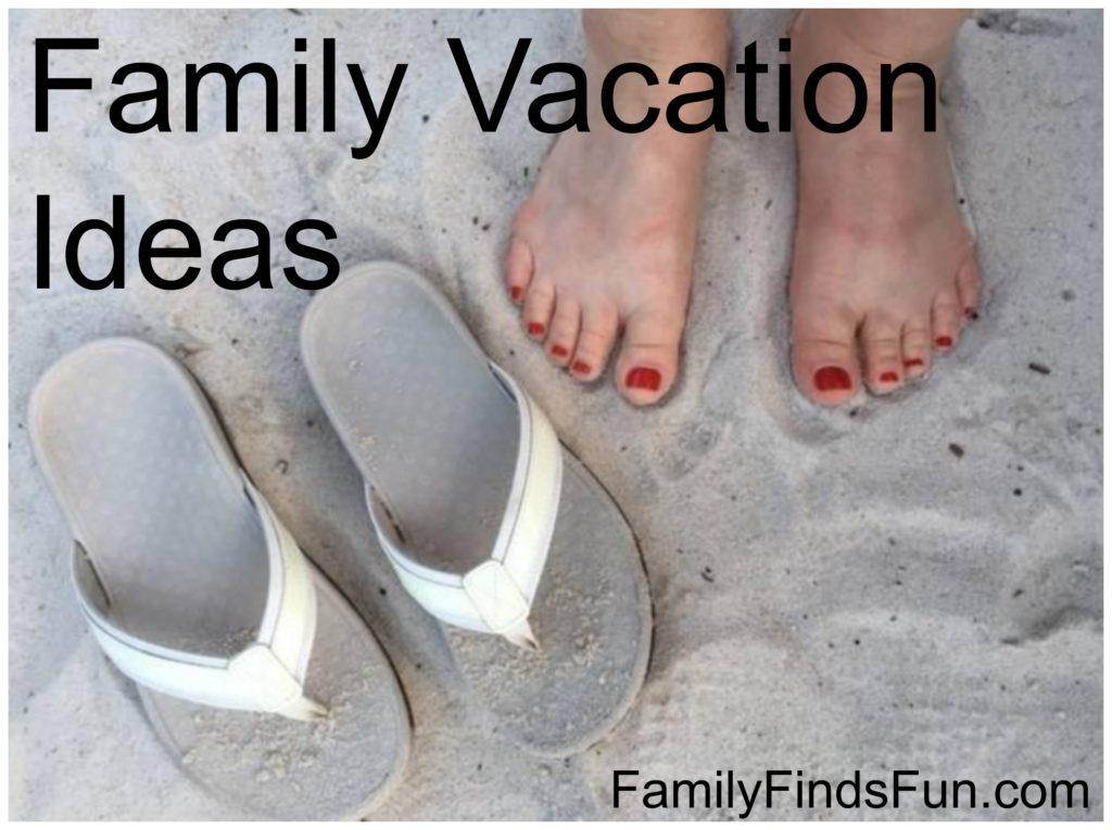 Spring Break Family Vacation Ideas