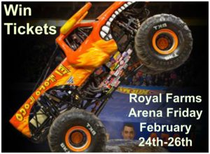 Monster Jam Discount Tickets '