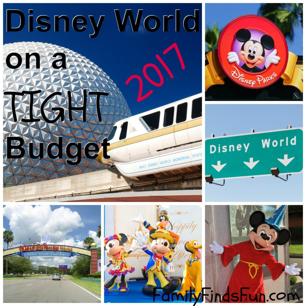 2017 Cheapest Dates Walt Disney World