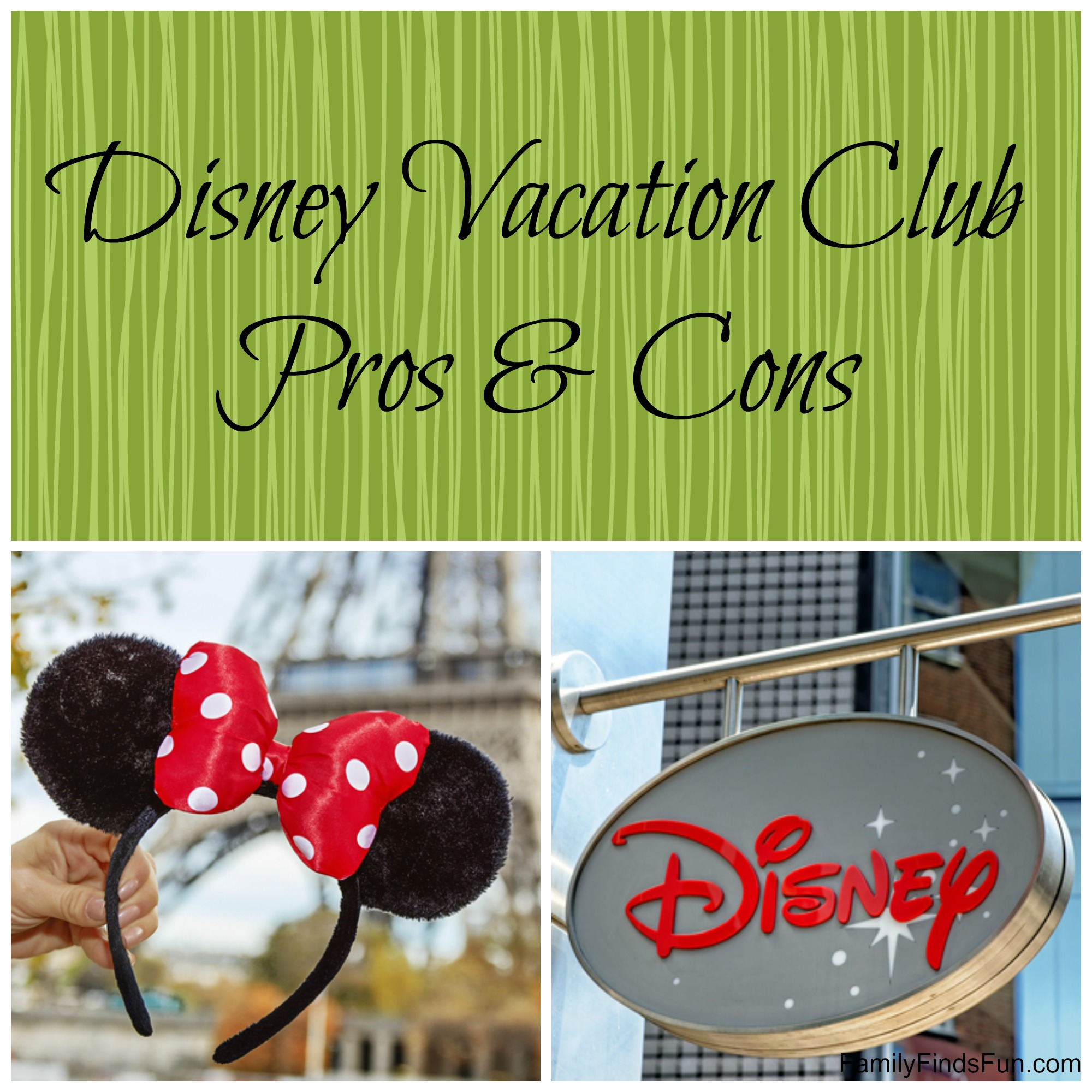 Disney Vacation Club for Sale