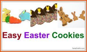 Easter Easter Cookies