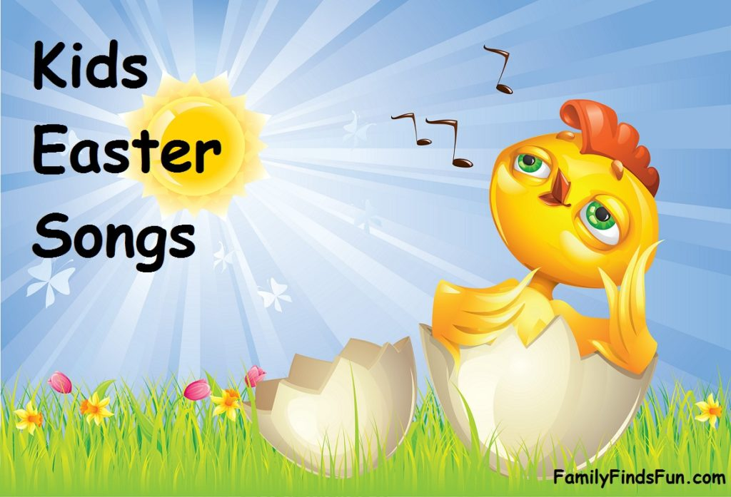 Kids Easter Songs